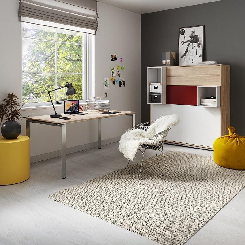 Praca zdalna - zostań w domu - Meble biurowe Wuteh