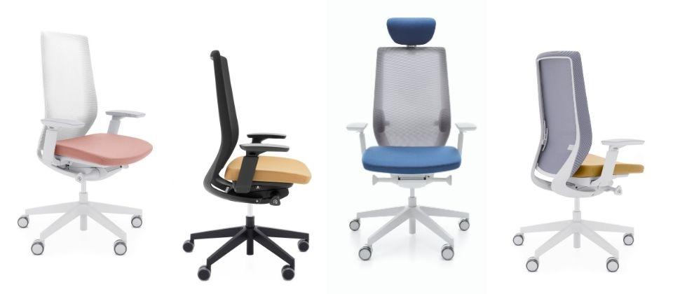 Krzesło biurowe AccisPro Profim