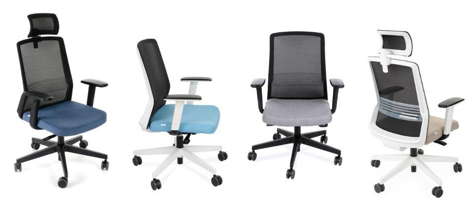 Krzesło biurowe Coco Grospol