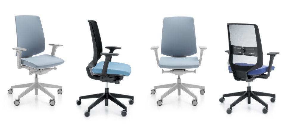LightUP Profim – ergonomiczne krzesło biurowe