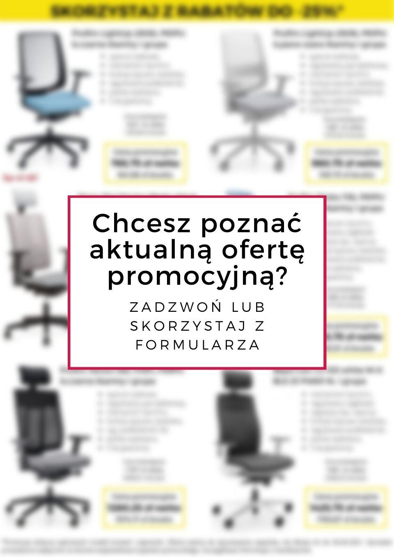 Krzesła biurowe w Bydgoszczy - Aktualne oferty promocyjne WUTEH