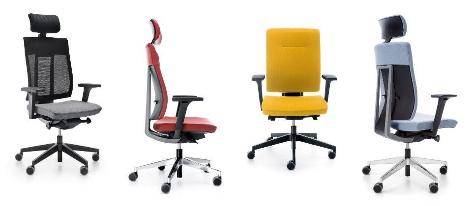 Krzesło/fotel Xenon Net Profim