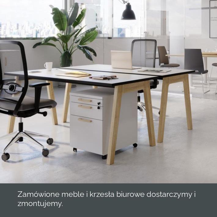 Meble i krzesła biurowe w Bydgoszczy - Showrrom Wuteh - dostawa i montaż